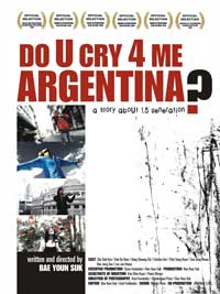 Do U Cry 4 Me Argentina? - 27 x 40 Movie Poster - Style A