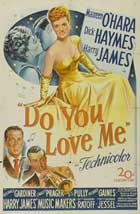 Do You Love Me - 27 x 40 Movie Poster - Style A