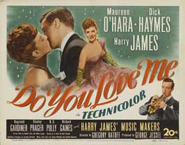 Do You Love Me - 11 x 14 Movie Poster - Style A