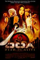 DOA: Dead or Alive - 43 x 62 Movie Poster - Bus Shelter Style B