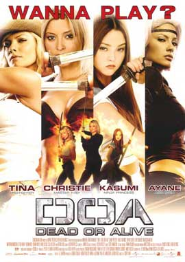 DOA: Dead or Alive - 11 x 17 Movie Poster - Style A