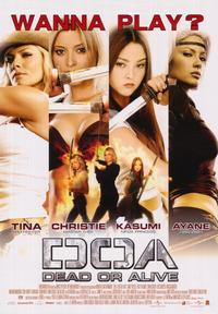 DOA: Dead or Alive - 43 x 62 Movie Poster - Bus Shelter Style A