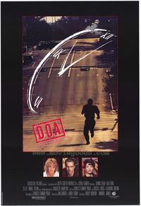 D.O.A. - 27 x 40 Movie Poster - Style B
