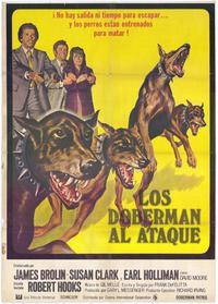 Doberman Patrol - 27 x 40 Movie Poster - Spanish Style A