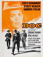 Doc Holliday - 11 x 17 Movie Poster - Belgian Style A