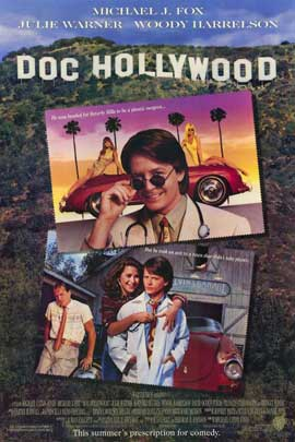 Doc Hollywood - 11 x 17 Movie Poster - Style A