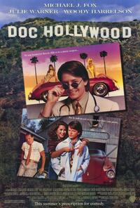 Doc Hollywood - 27 x 40 Movie Poster - Style A