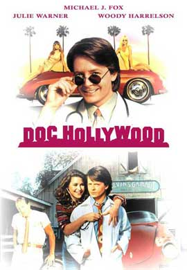 Doc Hollywood - 11 x 17 Movie Poster - French Style A