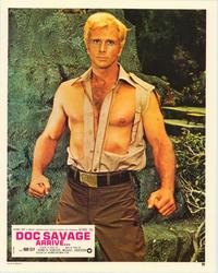 Doc Savage - 8 x 10 Color Photo #9