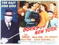 Docks of New York - 11 x 14 Movie Poster - Style A