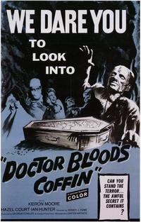 Doctor Blood's Coffin - 11 x 17 Movie Poster - Style A