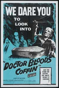 Doctor Blood's Coffin - 27 x 40 Movie Poster - Style B
