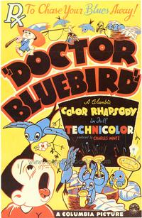 Doctor Bluebird - 43 x 62 Movie Poster - Bus Shelter Style A