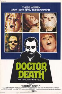Doctor Death: Seeker of Souls - 11 x 17 Movie Poster - Style A