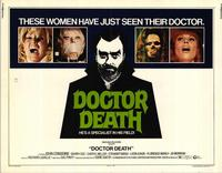 Doctor Death: Seeker of Souls - 11 x 14 Movie Poster - Style A