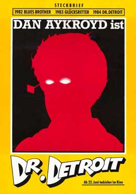 Doctor Detroit - 11 x 17 Poster - Foreign - Style A
