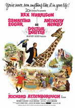 Doctor Dolittle - 11 x 17 Movie Poster - Style B