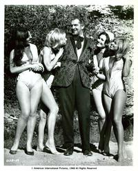 Doctor Goldfoot and the Girl Bombs - 8 x 10 B&W Photo #16