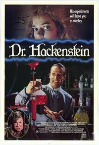 Doctor Hackenstein - 27 x 40 Movie Poster - Style A