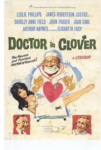 Doctor In Clover - 43 x 62 Movie Poster - Bus Shelter Style A