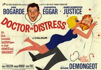 Doctor in Distress - 11 x 17 Movie Poster - Style B