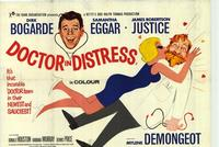 Doctor in Distress - 27 x 40 Movie Poster - Style B