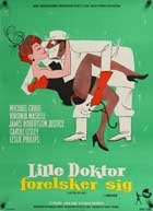 Doctor in Love - 11 x 17 Movie Poster - Danish Style A