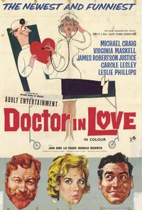 Doctor in Love - 27 x 40 Movie Poster - Style A