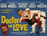 Doctor in Love - 22 x 28 Movie Poster - Half Sheet Style A
