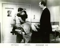 Doctor in Love - 8 x 10 B&W Photo #12
