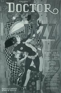 Doctor Jazz (Broadway) - 11 x 17 Poster - Style A
