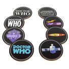 Doctor Who - Logo Coasters Set of 8