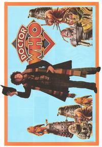 Doctor Who - 43 x 62 Movie Poster - Bus Shelter Style A