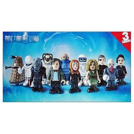 Doctor Who - Character Building Mini-Figure Series 3 6-Pack