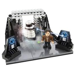 Doctor Who - Building Dalek Progenitor Room Mini Set