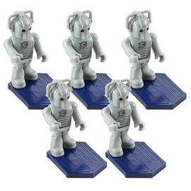 Doctor Who - Character Building Cyberman Army Builder 5-Pack