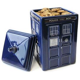 Doctor Who - TARDIS Ceramic Cookie Jar