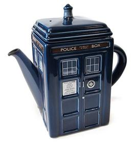 Doctor Who - TARDIS Ceramic Teapot