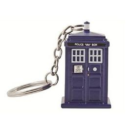 Doctor Who - TARDIS Key Chain Flashlight