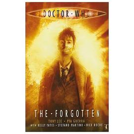 Doctor Who - Doctor Who: The Forgotten Graphic Novel