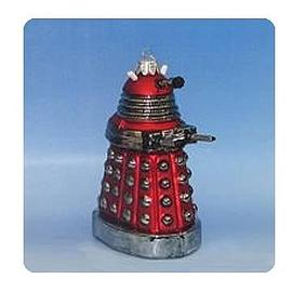 Doctor Who - 5-Inch Red Dalek Drone Ornament