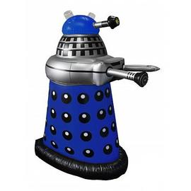 Doctor Who - Small Inflatable Blue Dalek