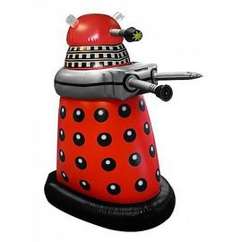 Doctor Who - Small Inflatable Red Dalek