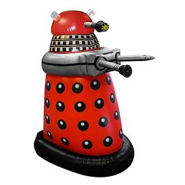 Doctor Who - Large Inflatable Red Dalek