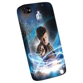 Doctor Who - Eleventh Doctor iPhone 4 Plastic Cover