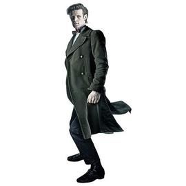 Doctor Who - Eleventh Doctor Green Coat