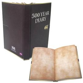 Doctor Who - 500 Year Diary