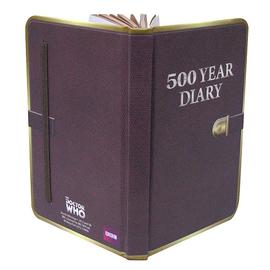 Doctor Who - 500 Year Mini-Diary