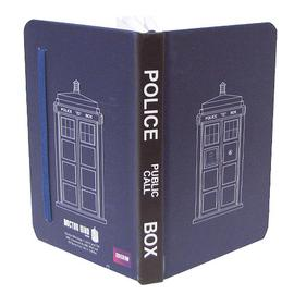 Doctor Who - TARDIS Mini-Journal