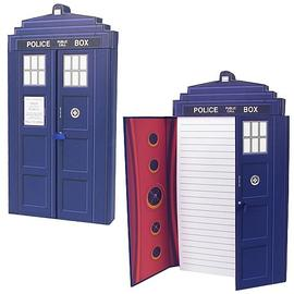 Doctor Who - TARDIS Deluxe Journal